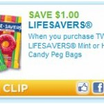 Super Cheap Act II And Lifesavers At Rite Aid