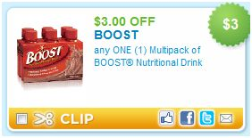 picture about Boost Printable Coupons referred to as $3 Strengthen Dietary Consume Printable Coupon Couponing For 4