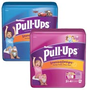 Huggies Pull-Ups Coupons