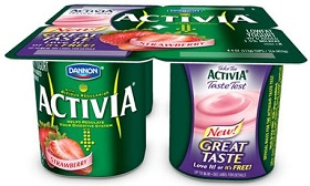 Dannon Activia Printable Coupons