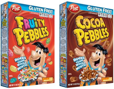 image about Post Cereal Printable Coupons known as $1 Report Pebbles Printable Coupon Usually means $.99 Cereal At