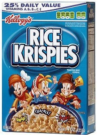 Rice Krispies Coupons