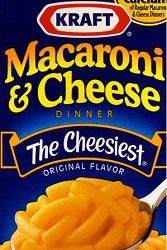 Kraft Macaroni & Cheese Coupons