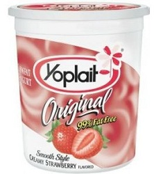 Yoplait Yogurt 32 Coupons
