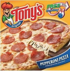 Tony's Pizza Coupon