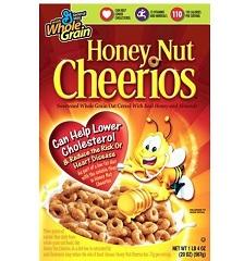 Honey Nut Cheerios Coupons