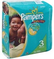 Pampers Diapers Coupons