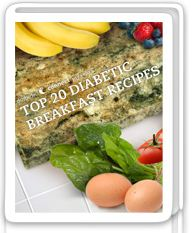FREE Diabetic Breakfast Recipe...
