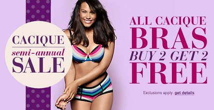 9f423446348 Lane Bryant  Buy 2 Bras