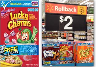 General Mills Kid's Cereals Only $1 50 At Walmart