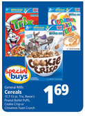 Cookie Crisp Coupons