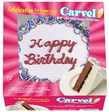 Carvel Ice Cream Cake Jewel