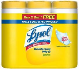 Lysol Tub Deals