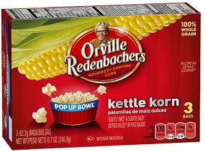 Orville Redenbacher Coupons