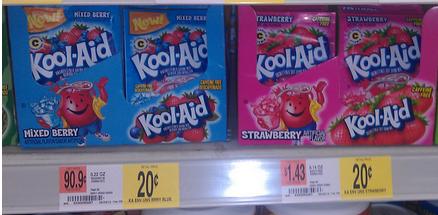 Kool-Aid Coupons
