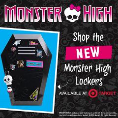 Monster High Lockers