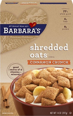 Barbara's Cereal Coupons