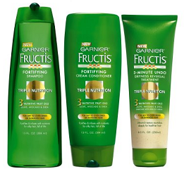 Garnier Fructis Samples