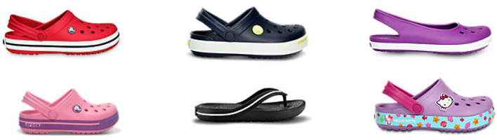 Crocs Cyber Monday: 40% Off Sitewide