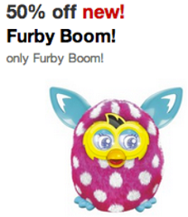Furby Target Coupons