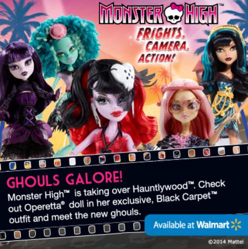Monster High Doll Deals