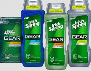 Irish Spring Gear Coupons