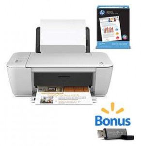 Walmart HP Deskjet 1512 Inkjet AllinOne Printer With Accessories