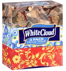 White Cloud Tissue Coupons
