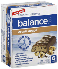 Balance Bars Coupons