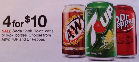 Dr. Pepper Coupons