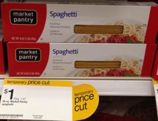 Market Pantry Pasta Coupons