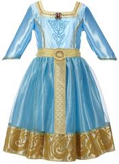 Brave's Merida Dress