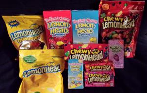 Lemonhead Candy