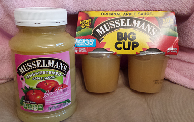 Musselman's Apple Sauce