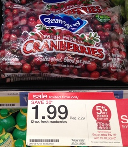 target-cranberries