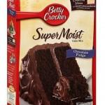 Betty Crocker Cake Mix Only $.63 Per Box At Dollar General!