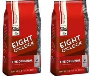 Eight O'Clock Coffee Coupons