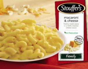 Stouffers Macaroni and Cheese
