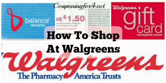 How To Shop At Walgreens