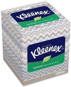 Kleenex Lotion