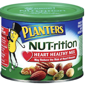 Planters NUT-rition Cans