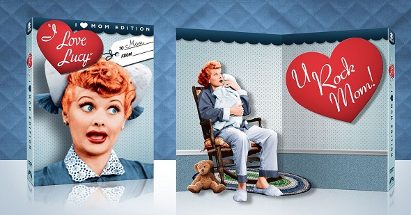 I Love Lucy DVD Deals