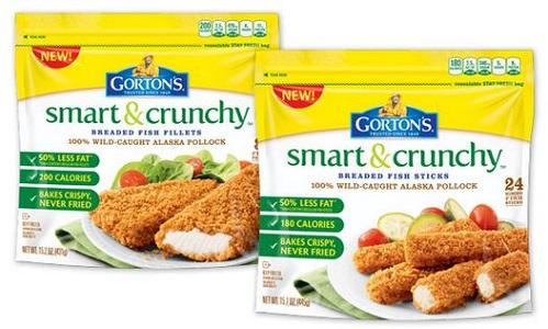 Gorton's Smart & Crunchy Review