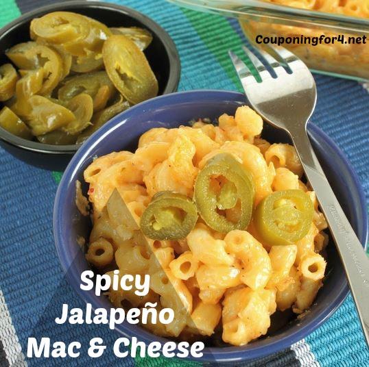 Spicy Jalapeno Mac & Cheese Recipe