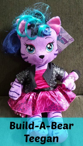Build-A-Bear Honey Girls Review