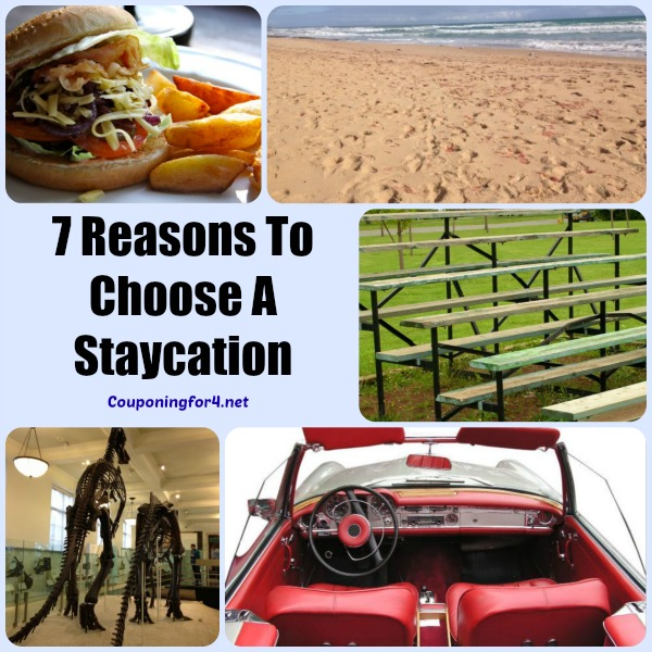 7 Reasons To Choose A Staycation