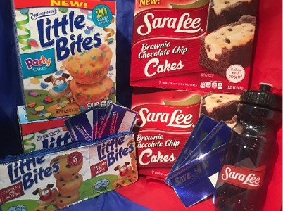 Entenmann's And Sara Lee Giveaway