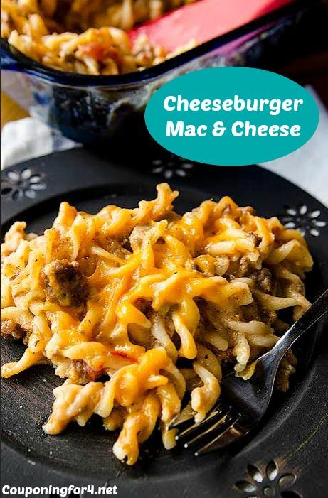 Cheeseburger Mac & Cheese Recipe