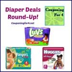 Diaper Deals Round-Up 10/11-10/17