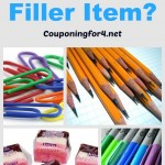 What Is A Filler Item?